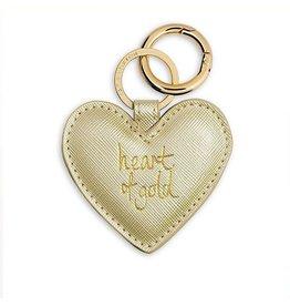 Katie Loxton Sleutelhanger - Heart of Gold