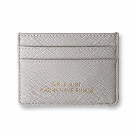 Katie Loxton Kaarthouder - Girls just wanna have funds