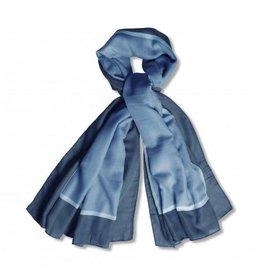 Katie Loxton Sjaal - Color Block Blauw