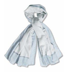 Katie Loxton Sjaal - Color Block Grijs