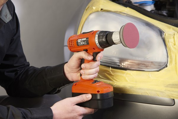 Autoglym Headlamp Restoration Complete Kit