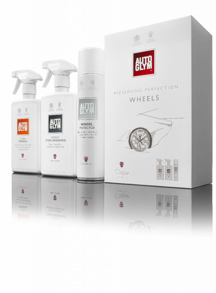 Autoglym Wheels Collection
