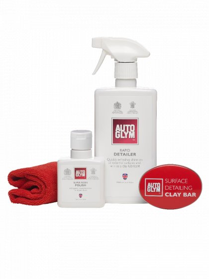 Autoglym Surface Detailing Clay Kit