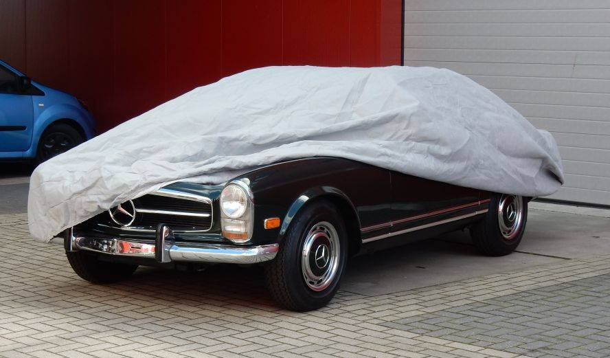 1ClassAdditions Moltex Autoschutzhülle Sportwagen
