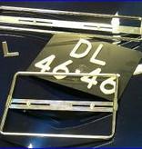 Imparts BV Klassiek nummerplaten