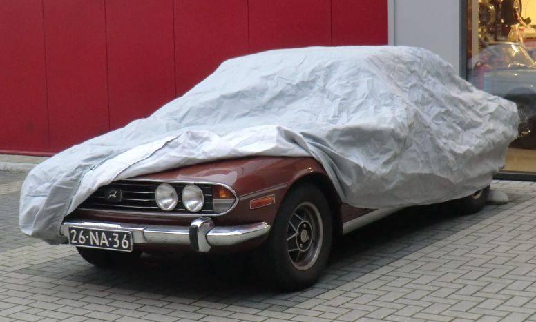 1ClassAdditions Housse voiture Moltex Berline