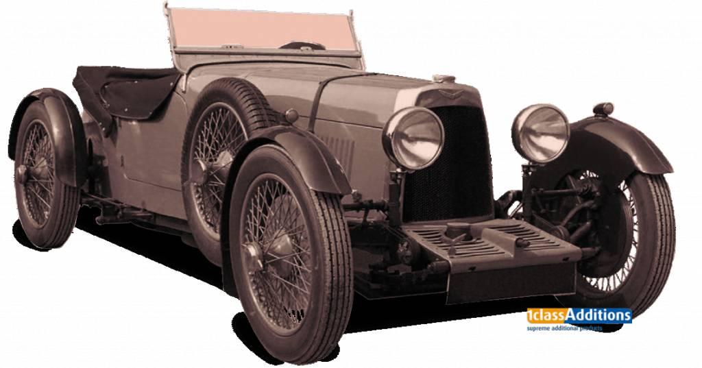 1ClassAdditions Supertex Pre-War Modellen
