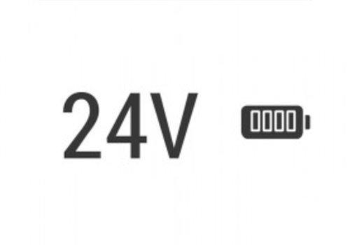 24v accu voor Makita