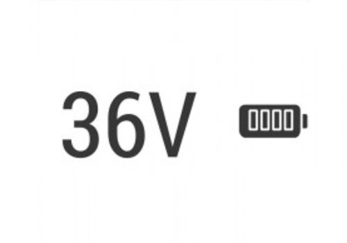 36v accu voor Makita