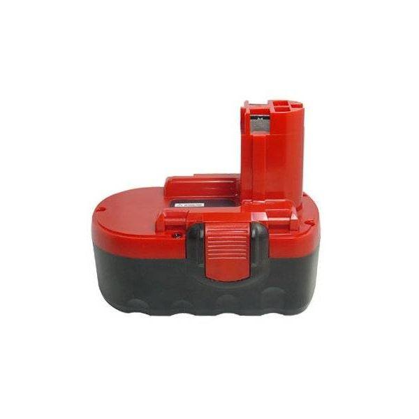 Bosch Accu Bosch 18v 3000mAh 3.0Ah Ni-MH Replacement 2607335266 2607335277 2607335278 2607335535 2607335536 2607335680 2607335688 2607335696 2607335735 2610909020 BAT025 BAT026 BAT160 BAT180 BAT181 BAT189