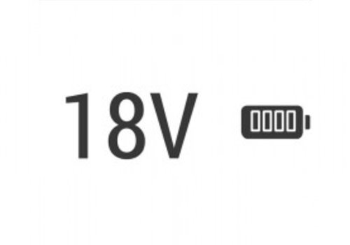 18v accu voor Dewalt