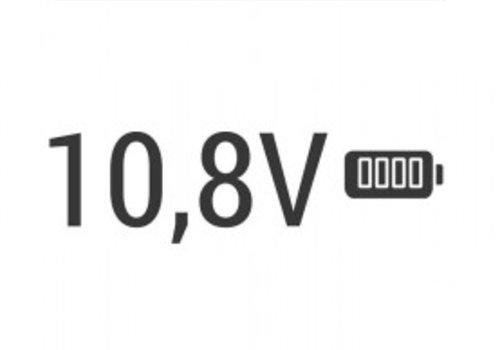 10,8v accu voor Bosch