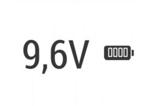 9,6v accu voor Panasonic