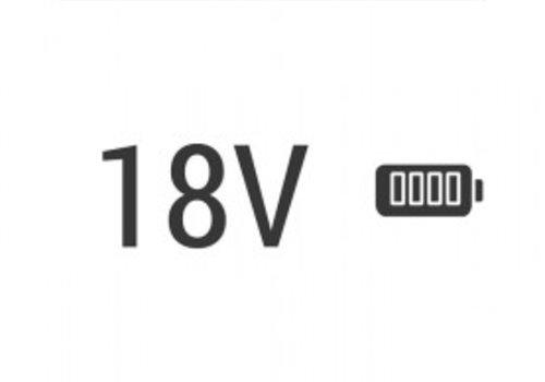 18v accu voor Panasonic