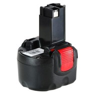 Bosch Accu Bosch 9,6v 3000mAh 3.0Ah Ni-MH Replacement BAT0408 BAT048