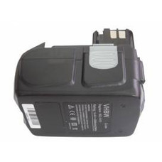 Hitachi Accu Hitachi  14,4v 2000mAh 2,0Ah Li-Ion Replacement 327728 327729 BCL1415