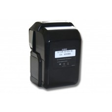Hitachi Accu Hitachi  25,2v 4000mAh 4,0Ah Li-Ion Replacement 328033 328034 BSL2530 BSL 2530