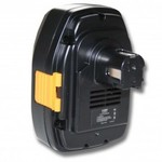 Panasonic Accu Panasonic 18v 3300mAh 3,3Ah Ni-MH Replacement EY9251 EY9251B EY971064504 H1812