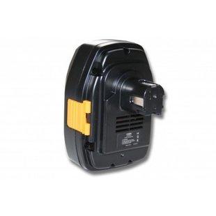 Accu Panasonic 18v 3300mAh 3,3Ah Ni-MH Replacement EY9251 EY9251B EY971064504 H1812