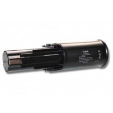 Panasonic Accu Panasonic 3,6v 3300mAh 3,3Ah Ni-MH Replacement EY9025 EY9025B EZ902