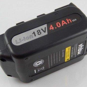 Panasonic Accu Panasonic 18v 4000mAh 4,0Ah Li-ion Replacement EY9L50 EY9L50B EY9L51 EY9L51B EY9L52 EY9L52B EY9L53 EY9L53B EY9L54 EY9L54B