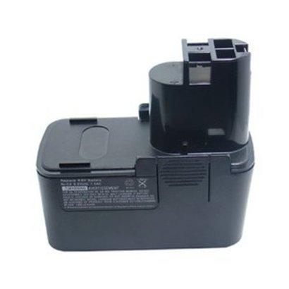 Bosch Accu Bosch 2607335230 9,6v 3300mAh 3,3Ah Ni-MH Replacement 2607335035 2607335037 2607335072 2607335089 2607335152 2607335230 2607335254 BAT001 BH-974 BH-974H BH-974L BH-974N
