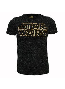 Star Wars Star Wars Logo Galaxy T-Shirt