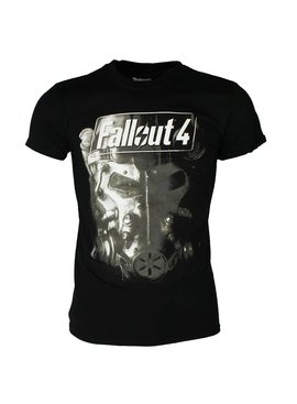 Fallout Fallout 4 Brotherhood of Steel T-Shirt
