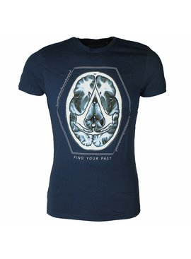 "Assassins Creed Assassins Creed Brain ""Find Your Past "" T-Shirt"