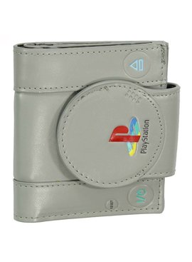 PlayStation  Playstation 1 Shaped Bifold Portemonnee