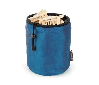 Brabantia Wasknijpertasje Premium Donker Blauw