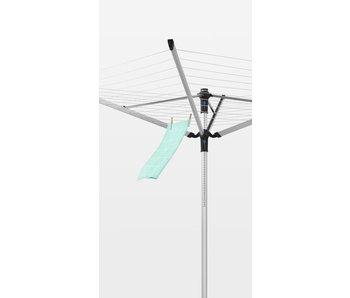 Brabantia Droogmolen Lift O Matic Advance 50 meter met grondanker