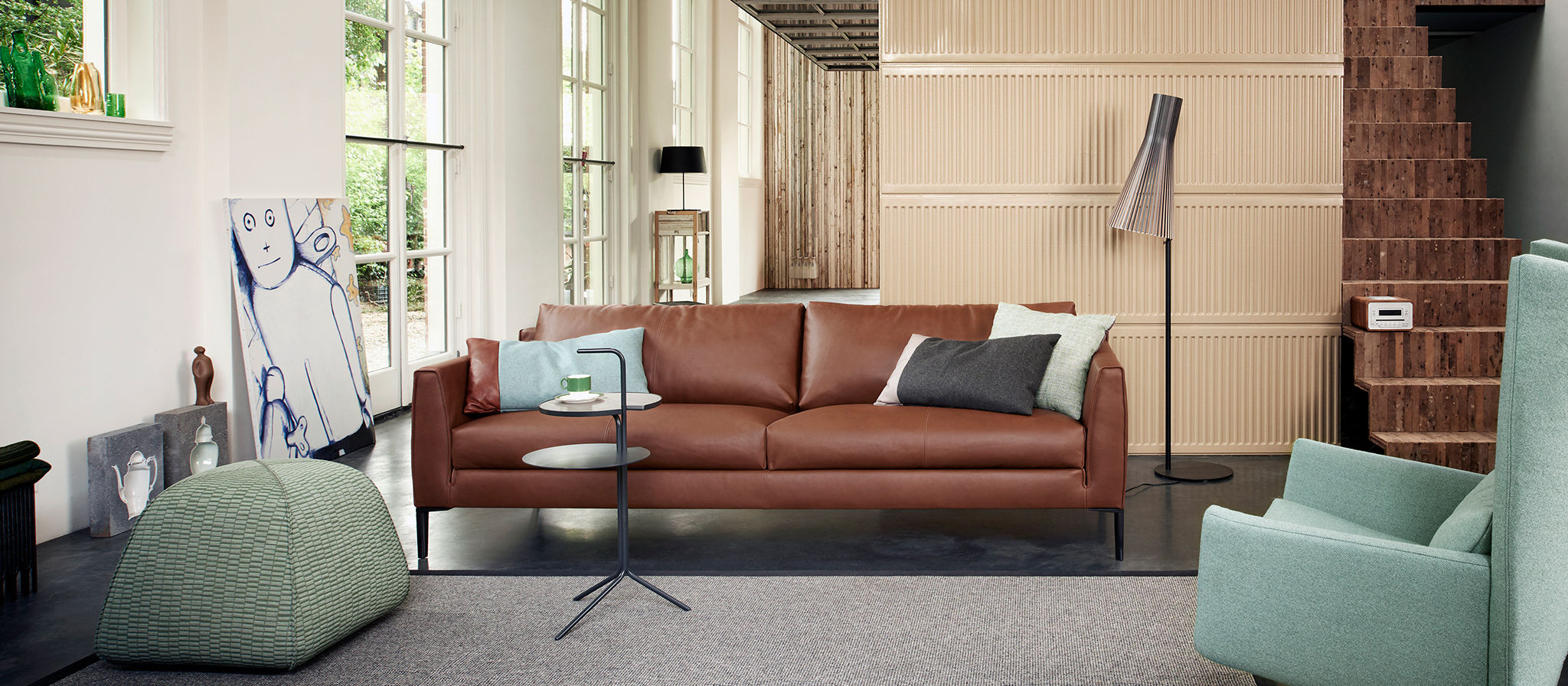 Sofa Heelz of Design On Stock you can find it DOTshop shops in Amsterdam and Haarlem