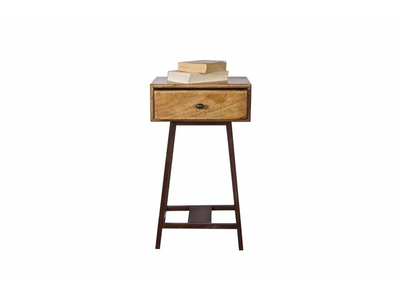Be Pure Home Skybox Sidetable Naturel