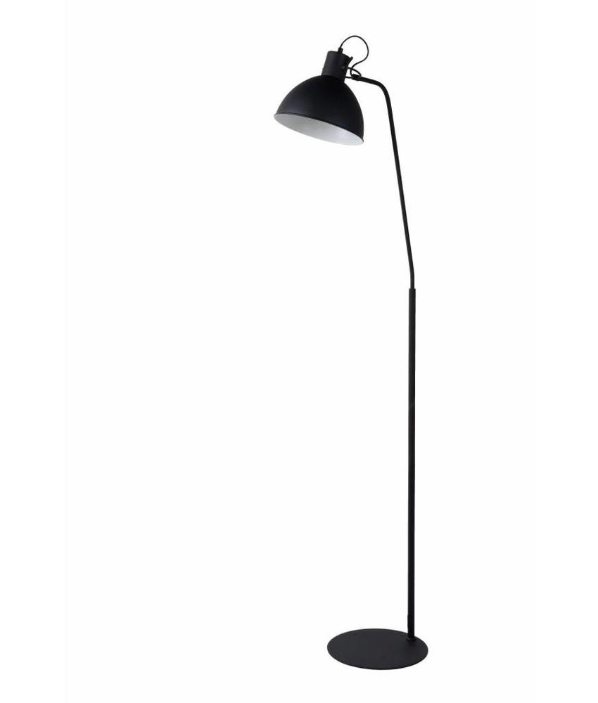 Lucide SHADI- Leeslamp- diam. 28 cm- Zwart
