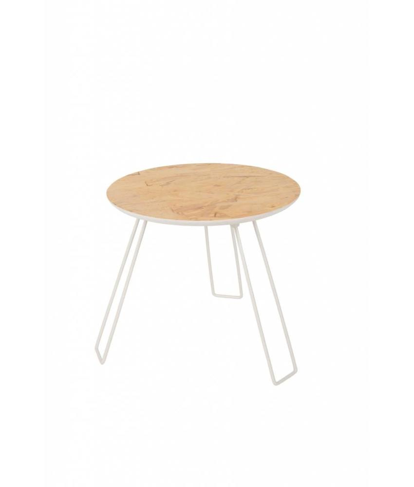 Zuiver SIDE TABLE OSB L WHITE