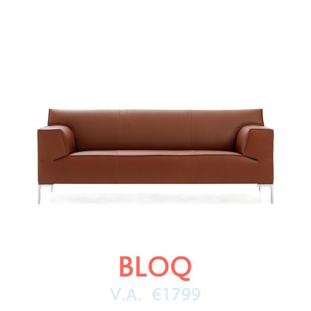 Bank Bloq van Design On Stock beschikbaar bij DOTshop, live te zien in Amsterdam en Haarlem