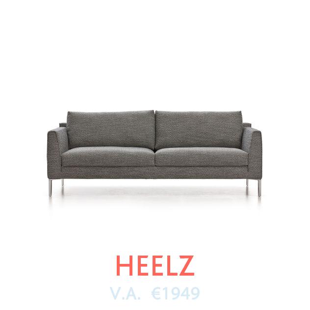 Bank Heelz van Design On Stock beschikbaar bij DOTshop, live te zien in Amsterdam en Haarlem