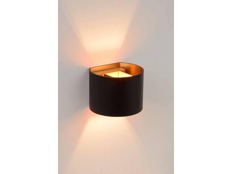 Lucide XIO- Wandlamp- LED Dimb.- G9- 1x4W 2700K-