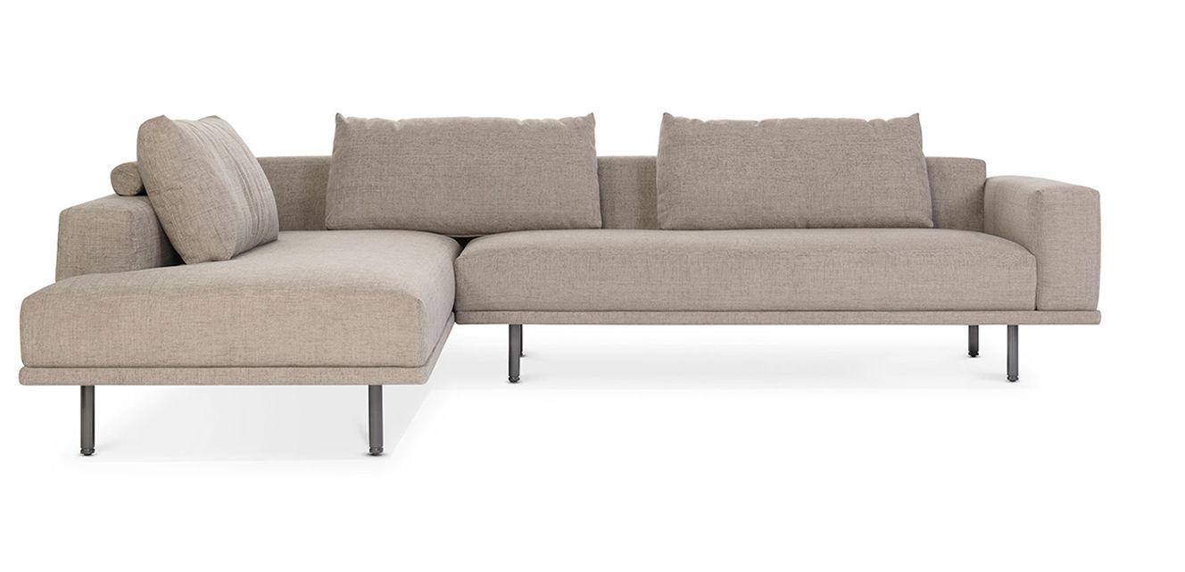 Design Bank Met Chaise Longue.Cascade Open Chaise Longue Van Design On Stock Dotshop