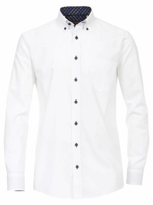 Casamoda Casa Moda Overhemd Oxford Uninah