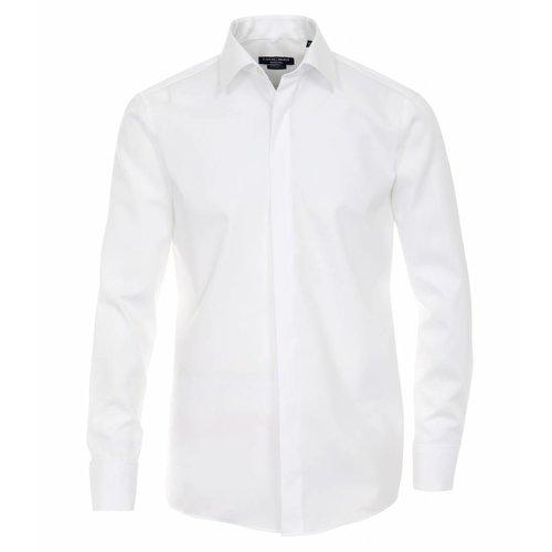 Casamoda Casa Moda Poplin Overhemd