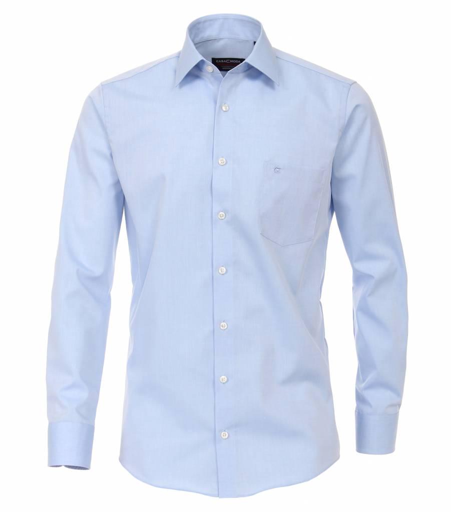 Casamoda Casa Moda zakelijk overhemd Poplin