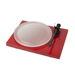 Pro-Ject Debut Carbon DC (Esprit) (rood) (Outlet)