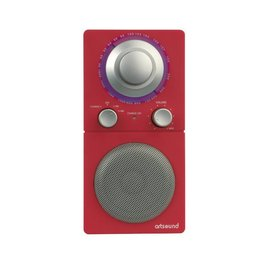 ArtSound R5 (rood) (OUTLET)