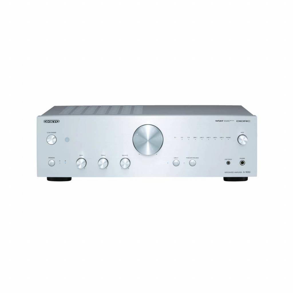 Onkyo A-9050 (zilver)(Outlet)