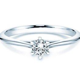 Verlobungsring Heaven 6 Silber