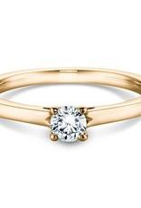Verlobungsring Romance Gelbgold