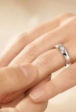 Verlobungsring Promise Weißgold
