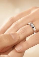 Verlobungsring Promise Platin